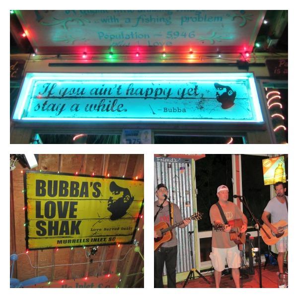 Bubbas Love Shak Myrtle Beach