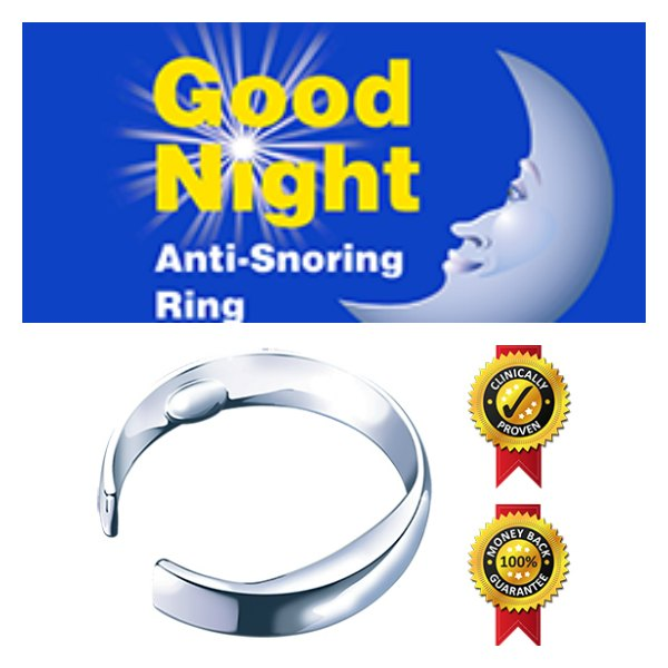 Good Night Anti Snoring Ring Review