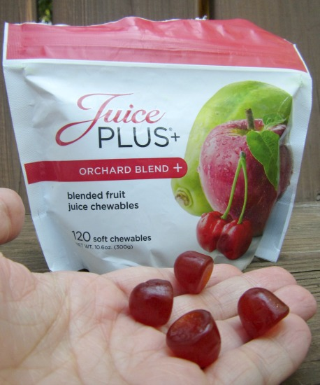 Juice Plus+ Orchard Blend review