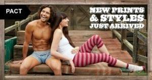 PACT soft organic underwear