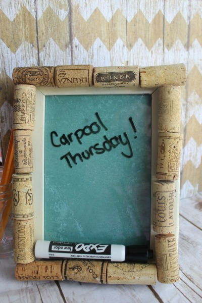 diy dry erase boards tutorial