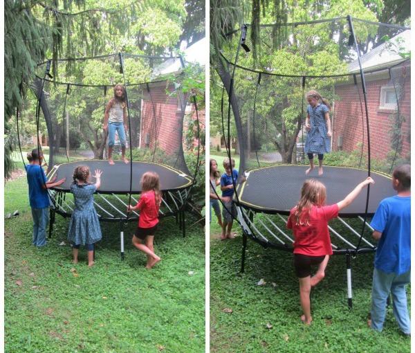 trampoline rules
