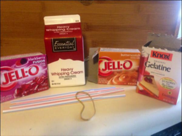jello worm ingredients