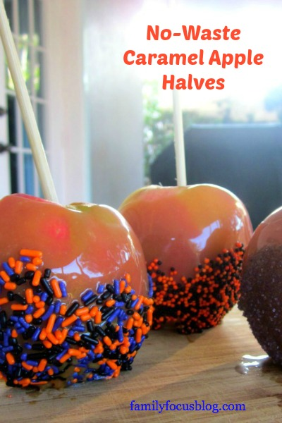 Easy Caramel Candy Apples Family Focus Blog