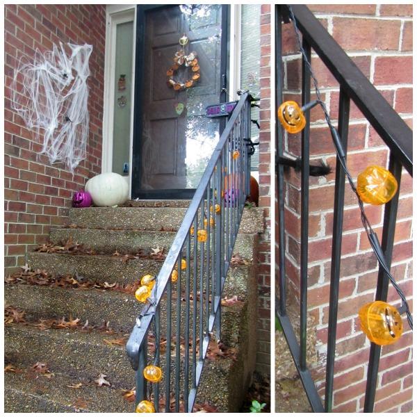 Halloween Decoration Ideas #5- Halloween Lights