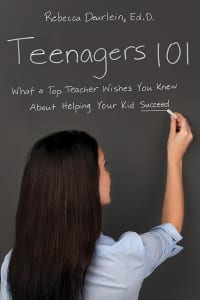 Parenting Teenagers Encouraging Perserverance