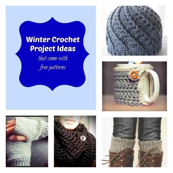 Winter Crochet Projects
