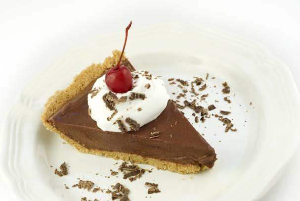 easy chocolate pudding pie