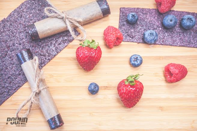 natural fruit rollups