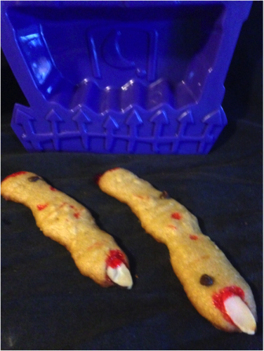 fast and easy witch fingers