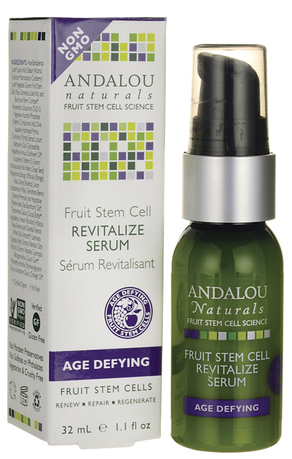 Andalou fruit stem cell