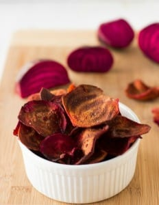 Beet-Chips-are-a-bright-colourful-and-and-sweet-and-salty-crunchy-snack-My-entire-family-loved-it-beets-vegan-snack-healthy-10