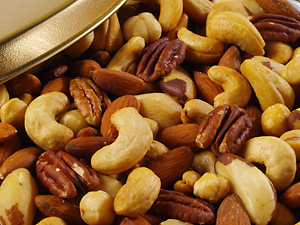 Finest mixed nuts