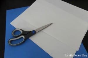 Printable Passport Craft Supplies
