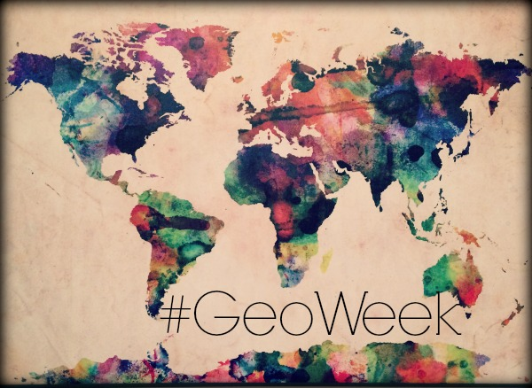 National Geography Awareness Week