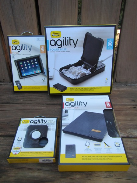 otterbox agility system