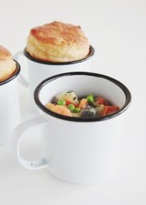 veggies pot pie