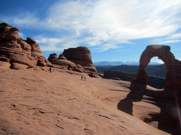 Almost To The Delicate Arch