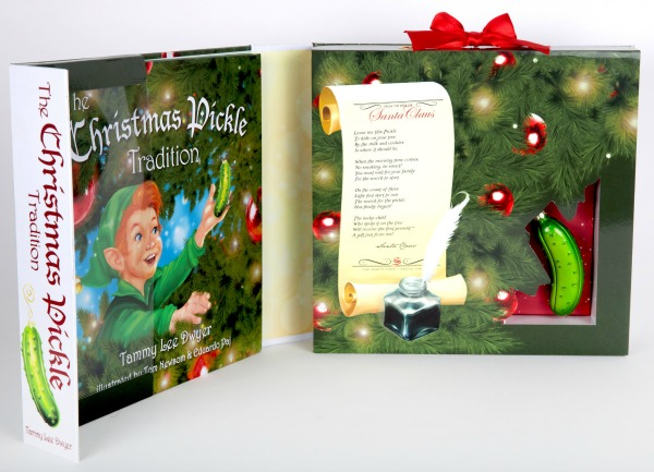 Christmas Pickle Tradition Gift Box