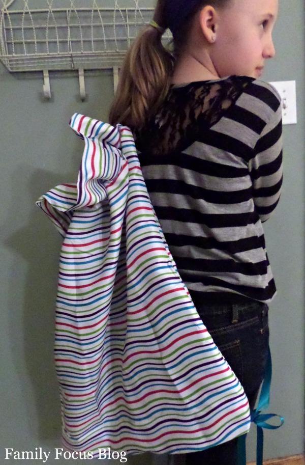 DIY Cinch Bag Pattern