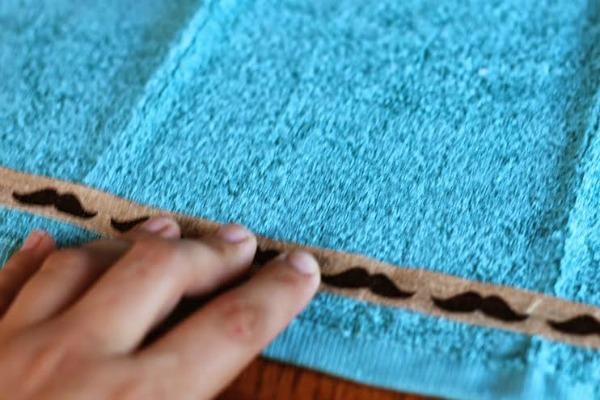 Ribbon for DIY Hand Towel Embellishment