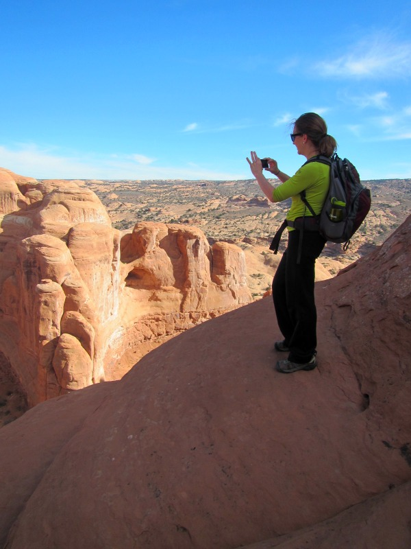 Views From Delicate Arch