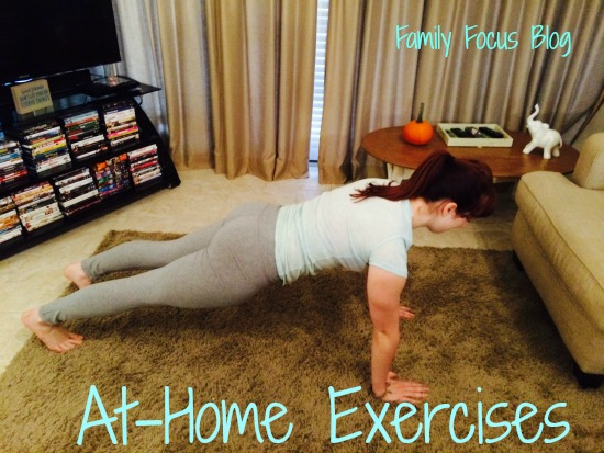 fat burning at home exercise
