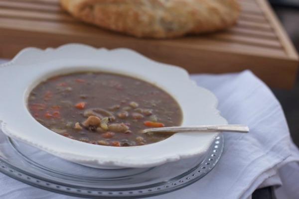 bean and ham bone soup recipe