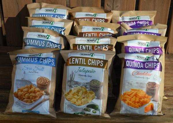gluten free chips