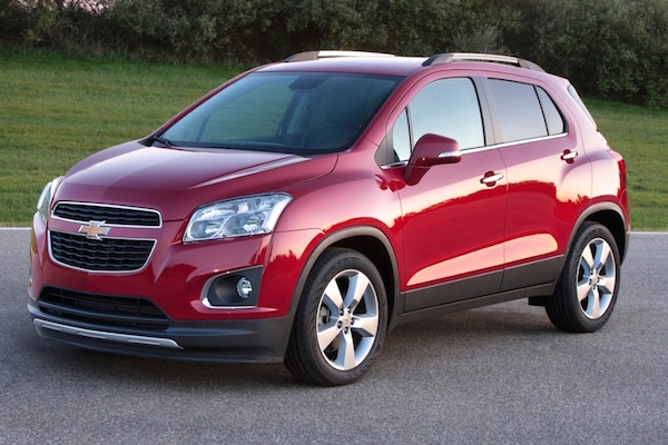 2015 Chevy Trax Review