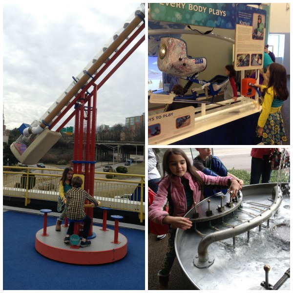 Creative Discovery Museum For Kids