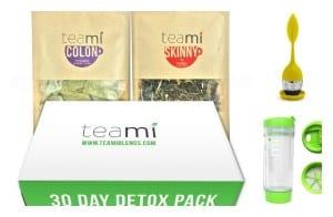 Teami Detox tea giveaway