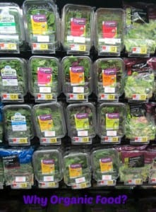 Why organic food