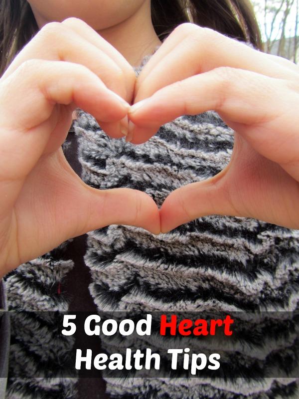 good-heart-health-tips