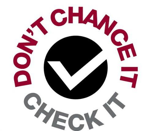 garage door safety check