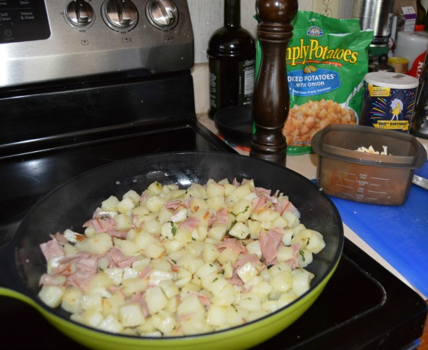ham-potatoes