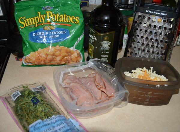 ingredients-cheesy-ham-potatoes