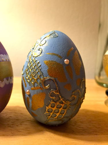 painted easter egg designs