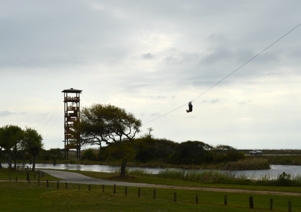 things to do in gulf shores alabama, Gulf Shores Zipline