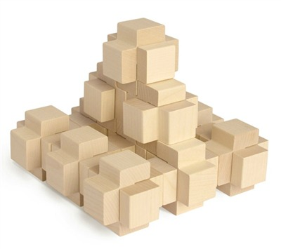 Totem designer building blocks