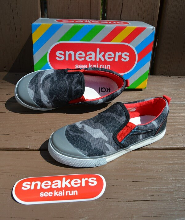 kai kids sneakers review