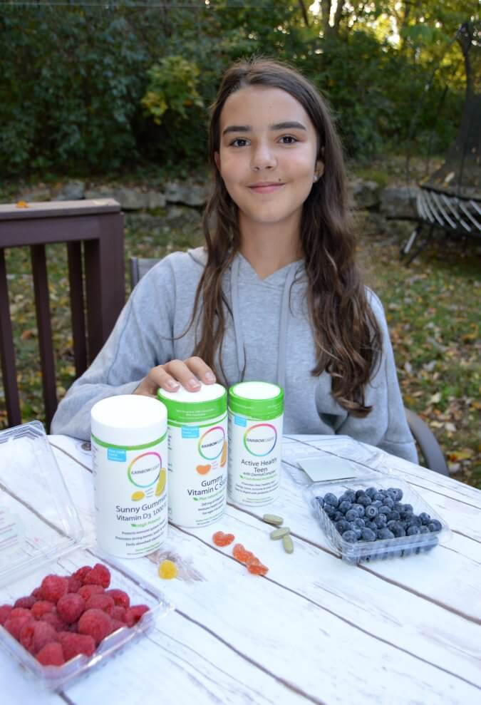 teen multivitamins
