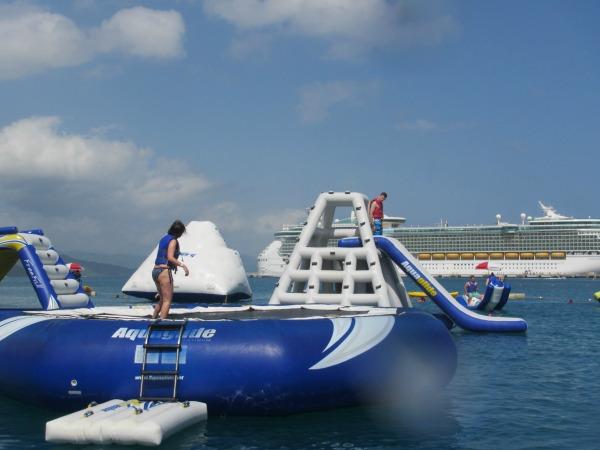 Arawak Aqua Park