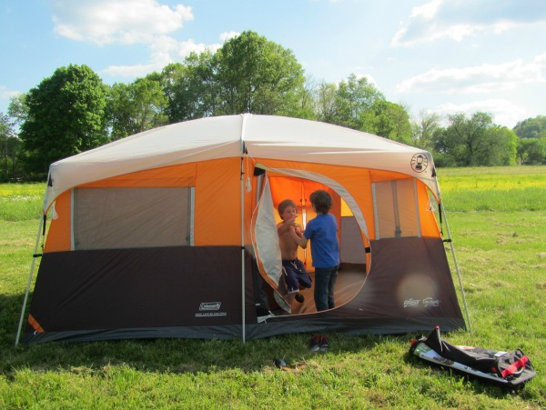Coleman Jenny Lake Fast Pitch Tent