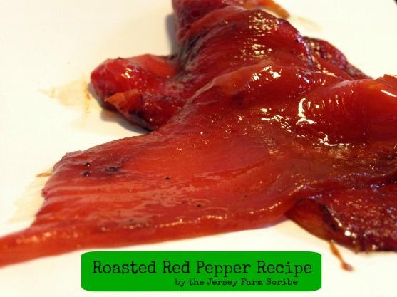 Roasted Red Pepper Recipe