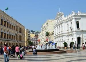 Senate Square Macau