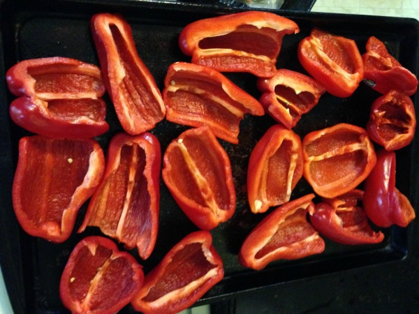 oven Roasted Red Pepper recipe