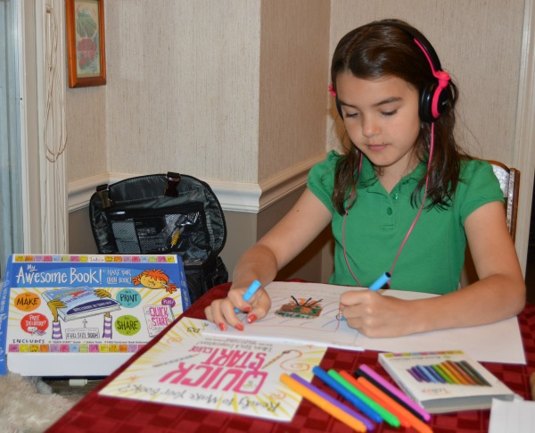 publish a kids book with a bookmaking kit