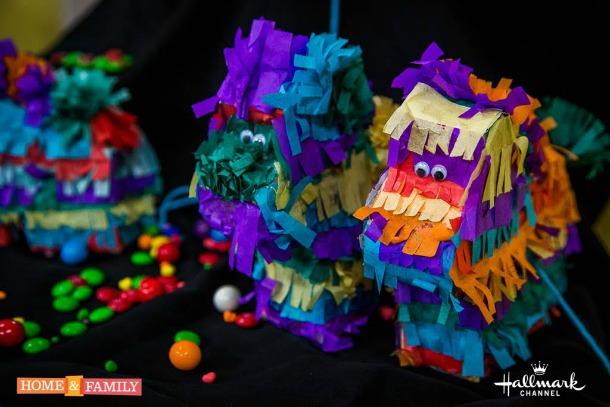 DIY Miniature Pinatas Tutorial
