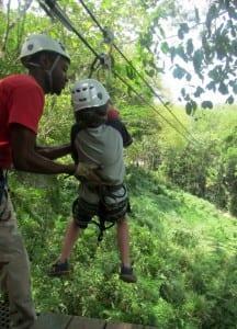 Falmouth Jamaica Zipline Canopy
